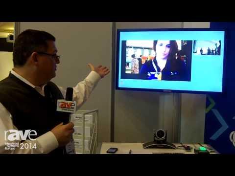 ISE 2014: AVISPL Talks About Innovative New Virtual Meeting Room Service