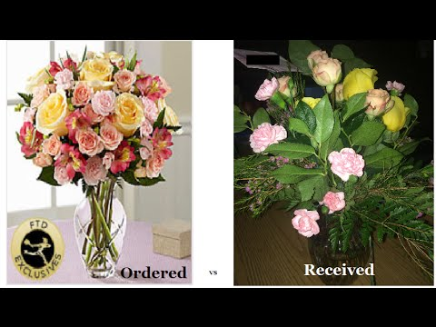 FTD Flowers Online Review