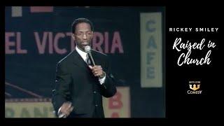 "Rickey Smiley ""Raised In Church"" Latham Entertainment Presents"
