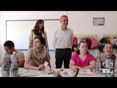 VÍDEO: En torno a 1.200 escolares participarán en las ludotecas municipales de verano de Lucena.