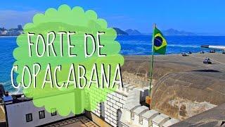 Forte de Copacabana | Pelo Rio Blog