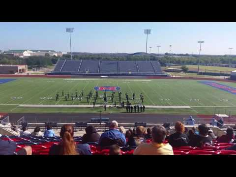 Valley Mills High School Band - Midway Invitational Preview 2016
