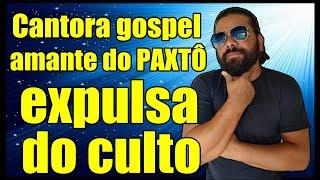 ESCANDALO GOSPEL Mulher arrancada do culto por revelar+Pastor e Missionário em cana
