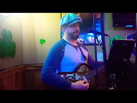 Push & Pull -Nikka Costa/Justin Stanley cover solo live at Riverbay Roadhouse in Annapolis, MD