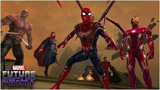EPIC INFINITY WAR BATTLES (Tips & Tricks) - Marvel Future Fight