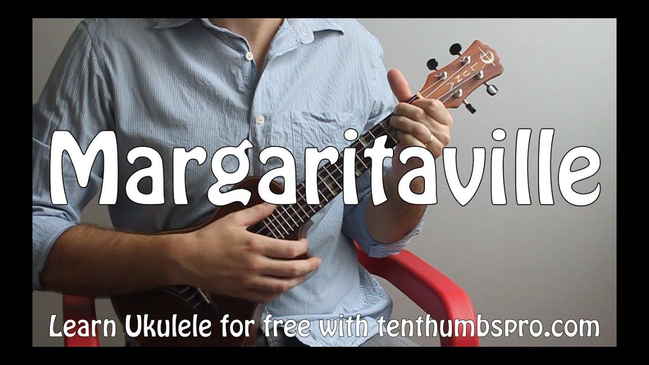 Margaritaville jimmy buffett easy ukulele song tutorial with margaritaville jimmy buffett easy ukulele song tutorial with tabs youtube hexwebz Gallery