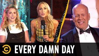 Roast of Bruce Willis Recap Extravaganza - Every Damn Day