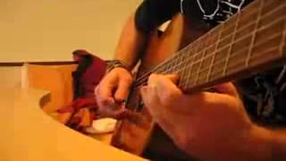 Пираты карибского моря на гитаре