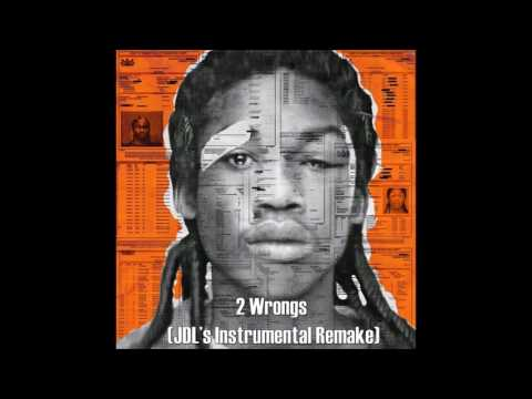 Meek Mill - Two Wrongs (JDL's Instrumental Remake) + Lyrics
