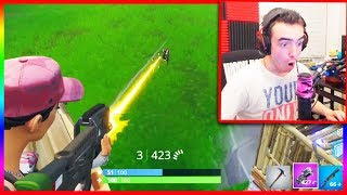 """This LEGENDARY WEAPON is Overpowered! (New Fortnite """"Compact SMG"""" Birthday Update)"""