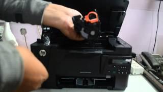 Hp laserjet pro 100 mfp m126nw review