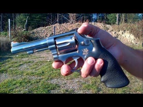 Range: Smith and Wesson Model 67-1