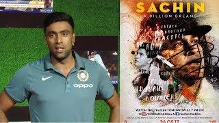 Ravichandran Ashwin Reaction After Watching Sachin: A Billion Dreams