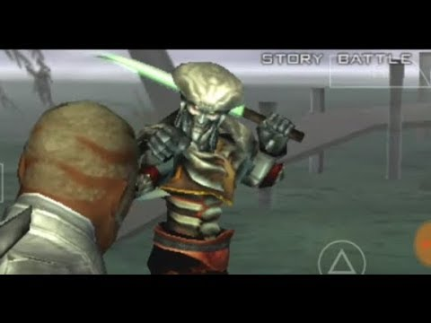 Tekken 5 Dark Resurrection Psp Story Battle Yoshimitsu Android Youtube