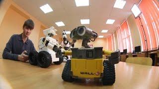 Уроки мастерства: робототехника