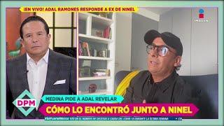 ¡Adal Ramones responde a las declaraciones y amenazas de Giovanni Medina! | De Primera Mano YouTube Videos