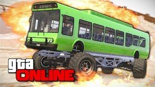 GTA 5 Online (Дерби) - Убойная мясорубка #156