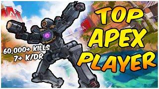 SLAYING PUBS! - Top Apex Legends PS4 Player - 66,000+ Kills, 7+KD/R
