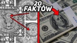 20 NIEZWYKŁYCH FAKTÓW o PIENIĄDZACH, których NIE WIESZ! *nie uwierzysz*