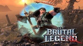Brutal Legend Review | Maddmike