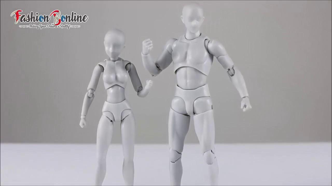 Body-Kun Models For Artists