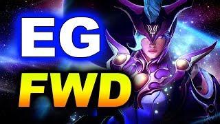 EG vs FORWARD - NA GRAND FINAL - DREAMLEAGUE MAJOR DOTA 2