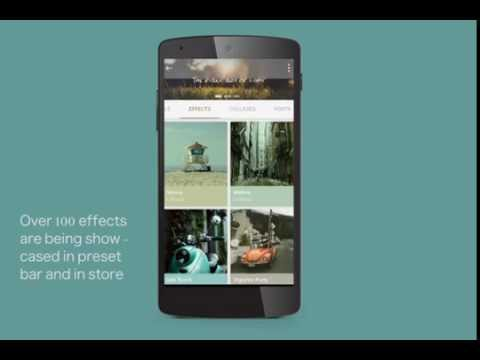 Fotor Photo Editor (Android) - Multiple photo editing tools