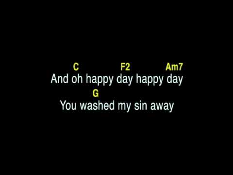Happy Day - Tim Hughes backing track