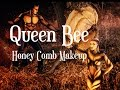 Queen Bee Honey Comb Makeup