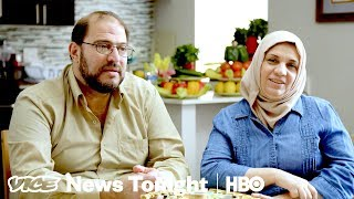 Refugee Resettlement  VICE News Tonight on HBO
