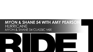 Myon & Shane 54 featuring Amy Pearson - Hurricane (Myon & Shane 54 Classic Mix)