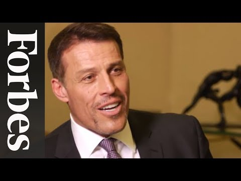 Bullet Proof Nest-Egg Advice From Tony Robbins and Ray Dalio | Forbes