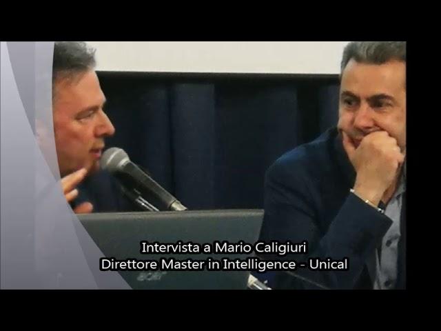 Intervista prof. Mario Caligiuri