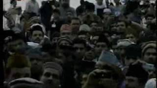 TARANA / NAZM IN FINAL SESSION OF KHUDDAM UL AHMADIYYA IJTEMA 2009 (ISLAM AHMADIYYA)