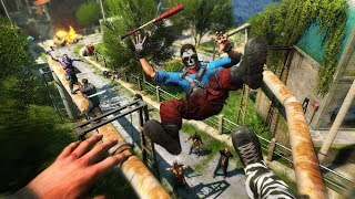 Dying Light: Bad Blood | Full Round Gameplay Capture at Gamescom 2018