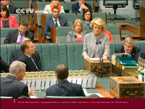 Australia to sanction Russian officials
