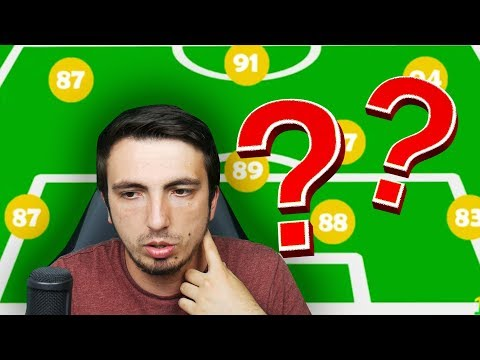 FIFA 19 RATING KVÍZ!!
