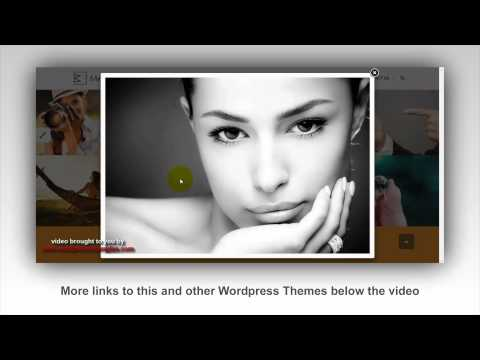 Magnetic WordPress Theme – WP Theme Magnetic Video – Multipurpose WP Theme Magnetic