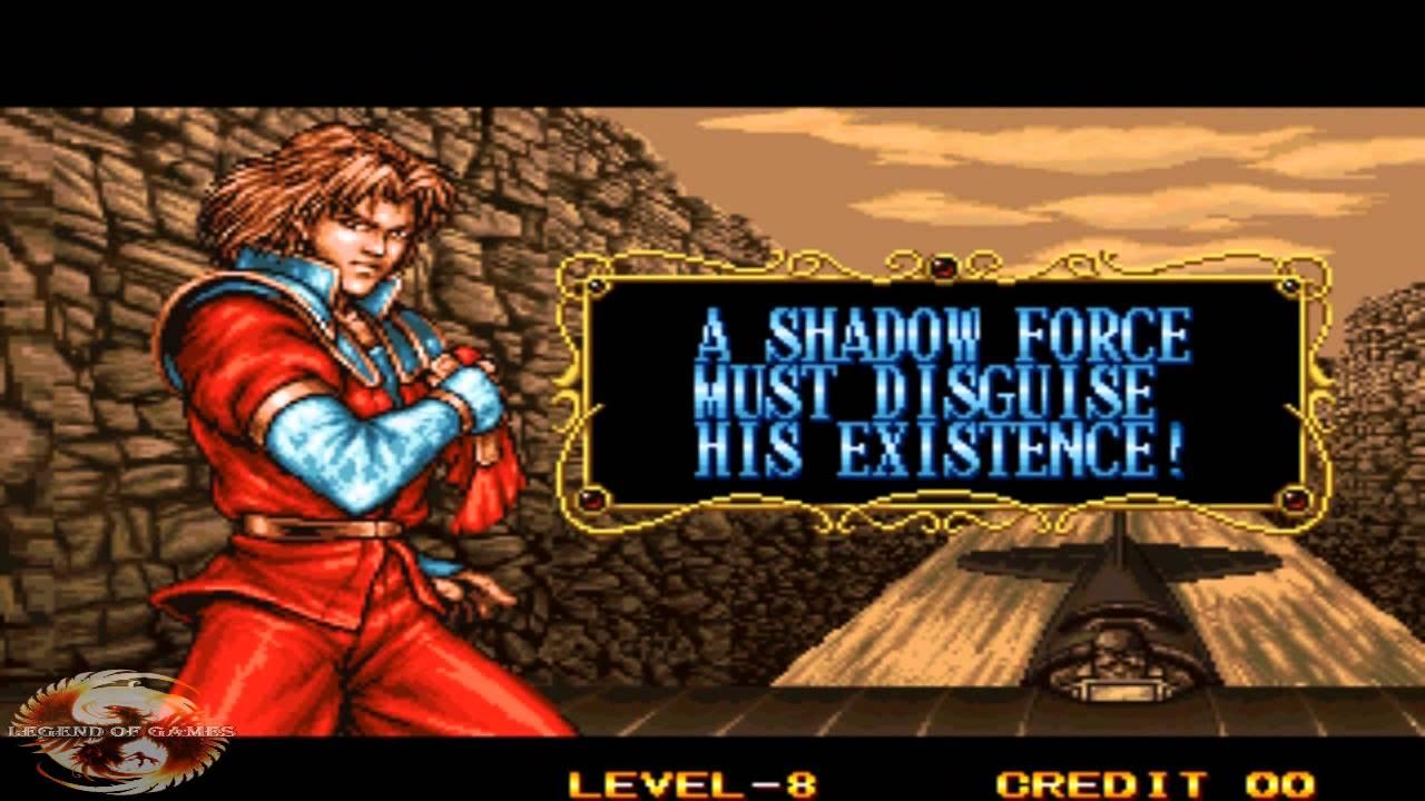 Double Dragon (Neo Geo soundtrack)