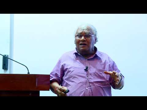 Prof. C N R  RAO Lecture on Exciting story of Chemical Science