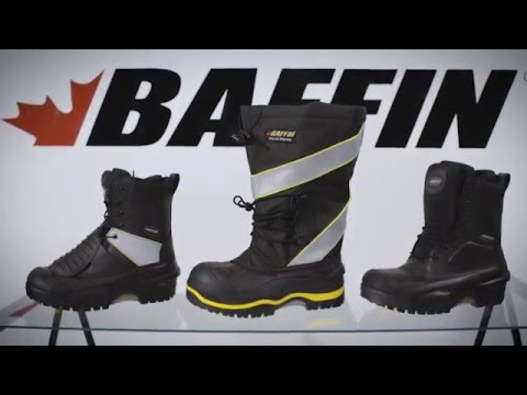 Baffin Cold Climate Industrial Footwear