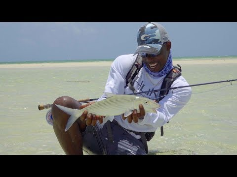 Sport Fishing Television 2019 - The Flats Phantom, Episode 1