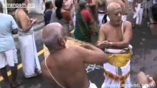 krishnar Porapadu in Srirangam