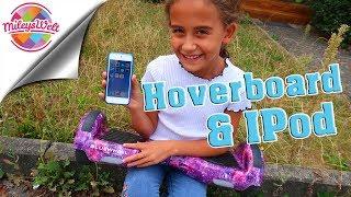 Mileys Bluewheel HOVERBOARD und Ipod Touch | Mileys Welt