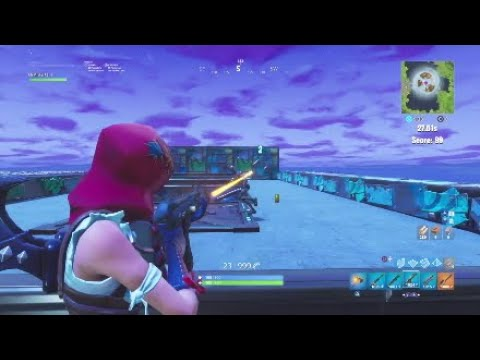 Suicidelz Shooting Challenge - Playground Game - Fortnite Battle Royale