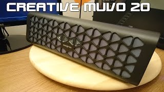 Creative Muvo 20 Wireless Bluetooth Speaker (Unboxing & Overview)
