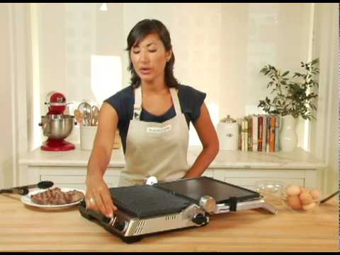 How To Use The Breville Smart Grill & Griddle | Williams-Sonoma