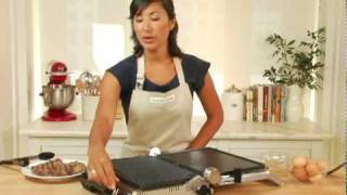 How to Use the Breville Smart Grill & Griddle  Williams-Sonoma