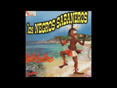 Los Negros Sabaneros - Onda Sonidera (Disco Completo)