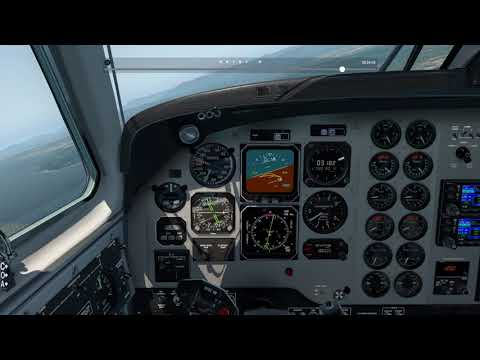 XP11 TwinOtter Co-op Flight, CYSE Squamish to CYVR Vancouver